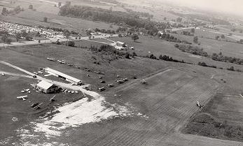 An alternate view of the early Airport.