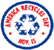 America Recycles Day, November 15