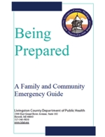 Being Prepared Family Guide cover