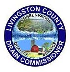 Livingston County Drain Commissioner  logo