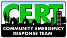 CERT Community Emergency Response Team logo