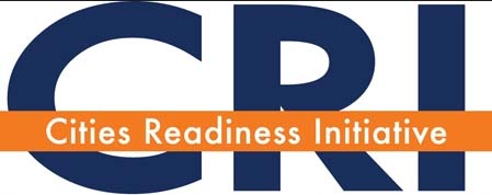 CRI Cities Readiness Initiative logo