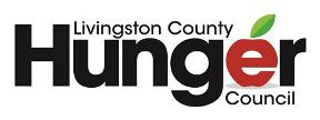 Livingston County Hunger Council Logo