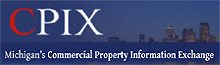 CPIX Michigan's Commercial Property Information Exchange banner