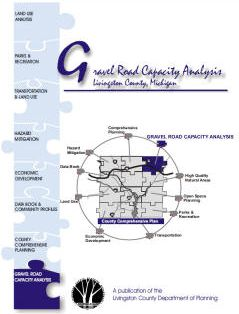 Gravel Roads Capacity Analysis Booklet Cover