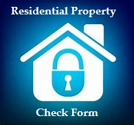 Residential Property Check Form