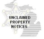Unclaimed Property Notices